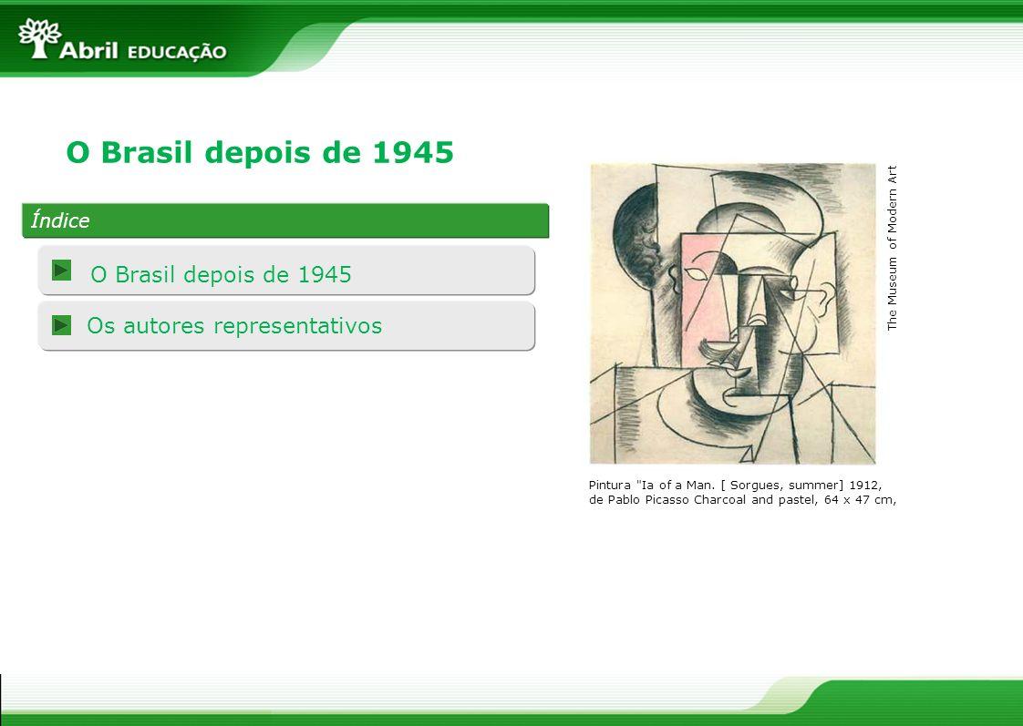 O Brasil depois de 1945 O Brasil depois de 1945