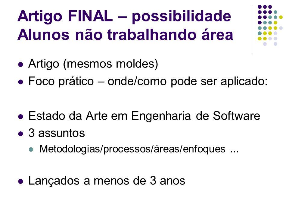 Artigo FINAL – possibilidade Alunos não trabalhando área