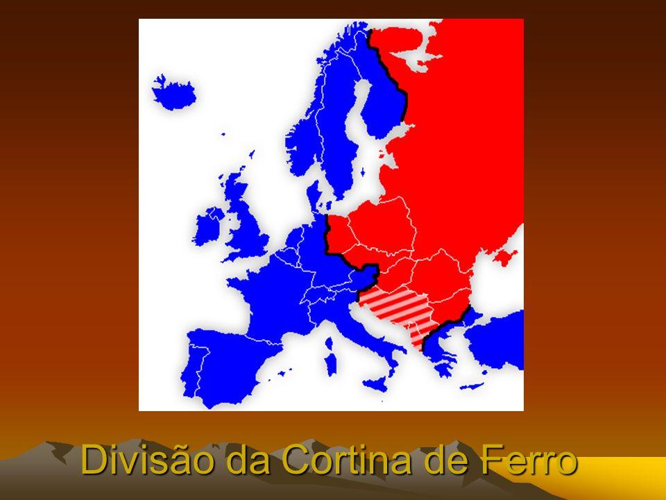 Divisão da Cortina de Ferro