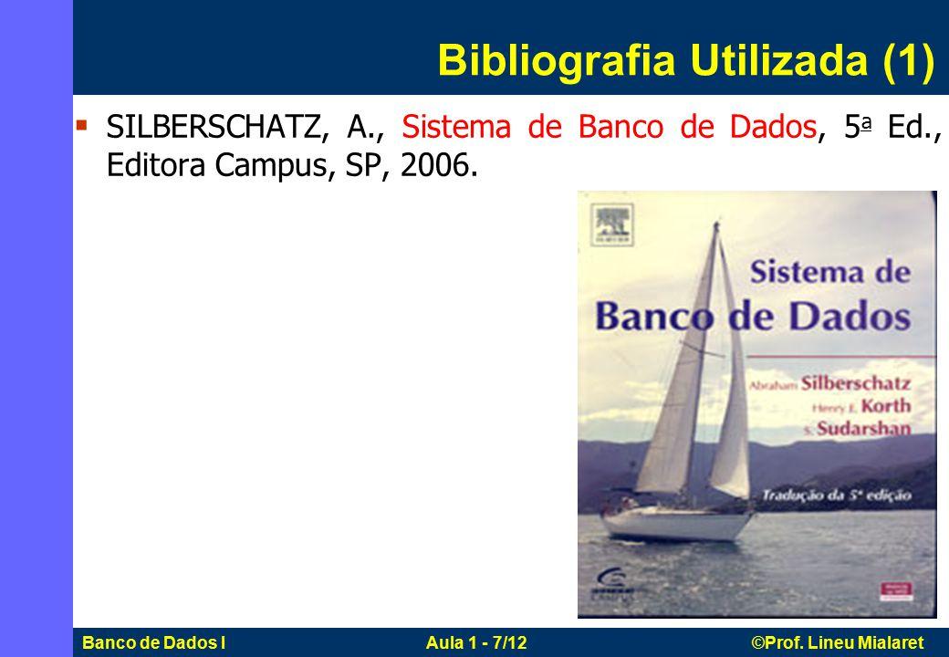 Bibliografia Utilizada (1)
