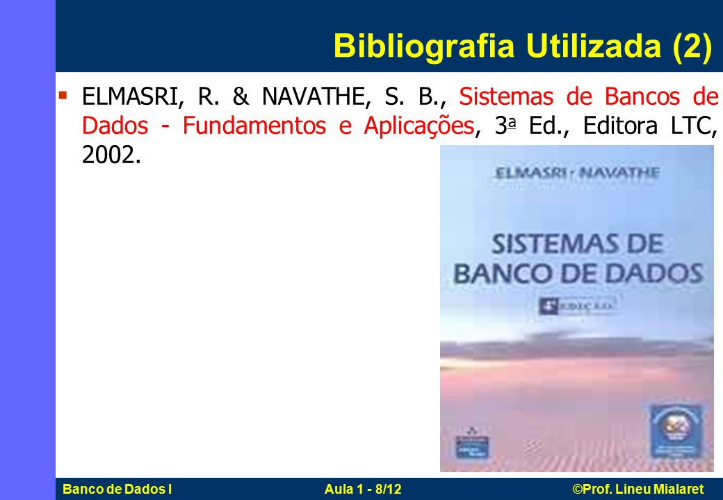 Bibliografia Utilizada (2)