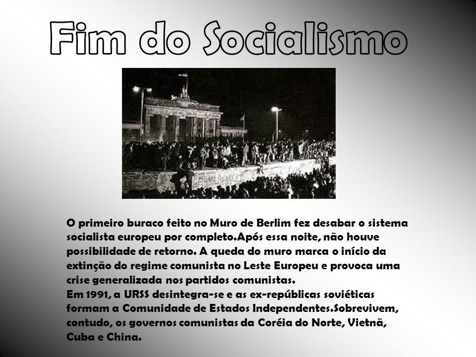 Fim do Socialismo