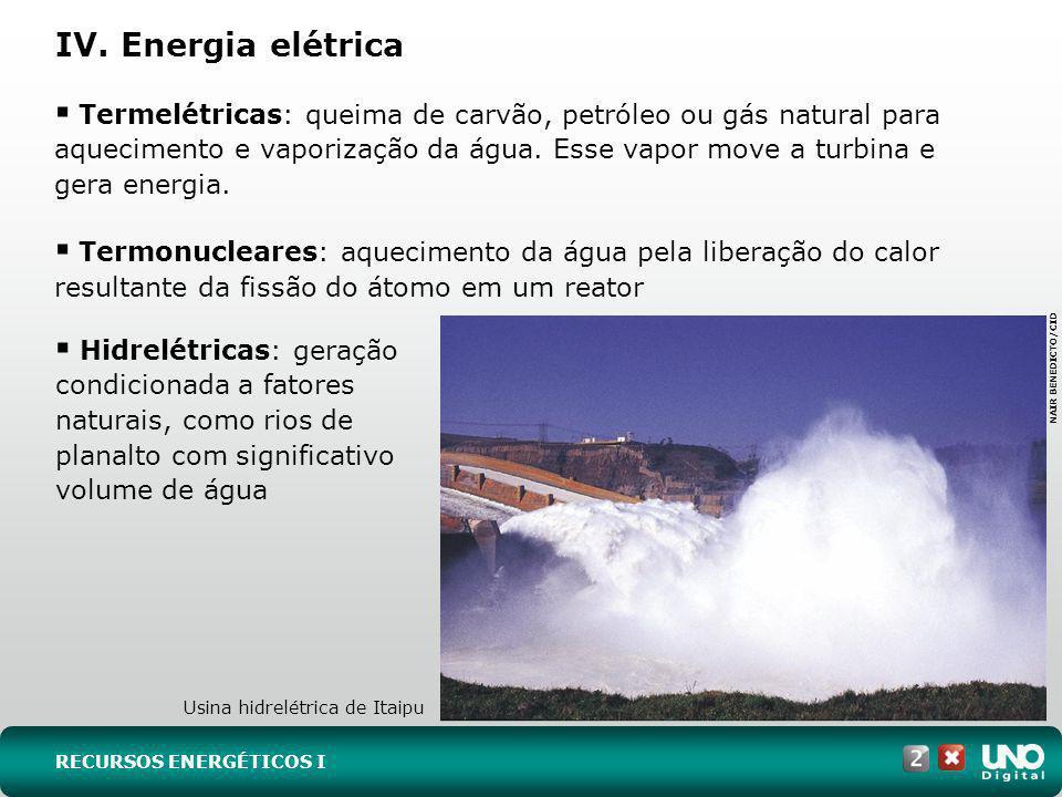 Geo-cad-2-top-4- 3 Prova IV. Energia elétrica.