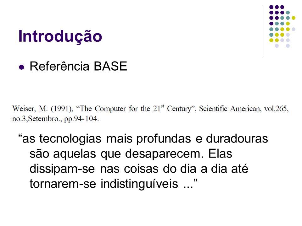 Introdução Referência BASE