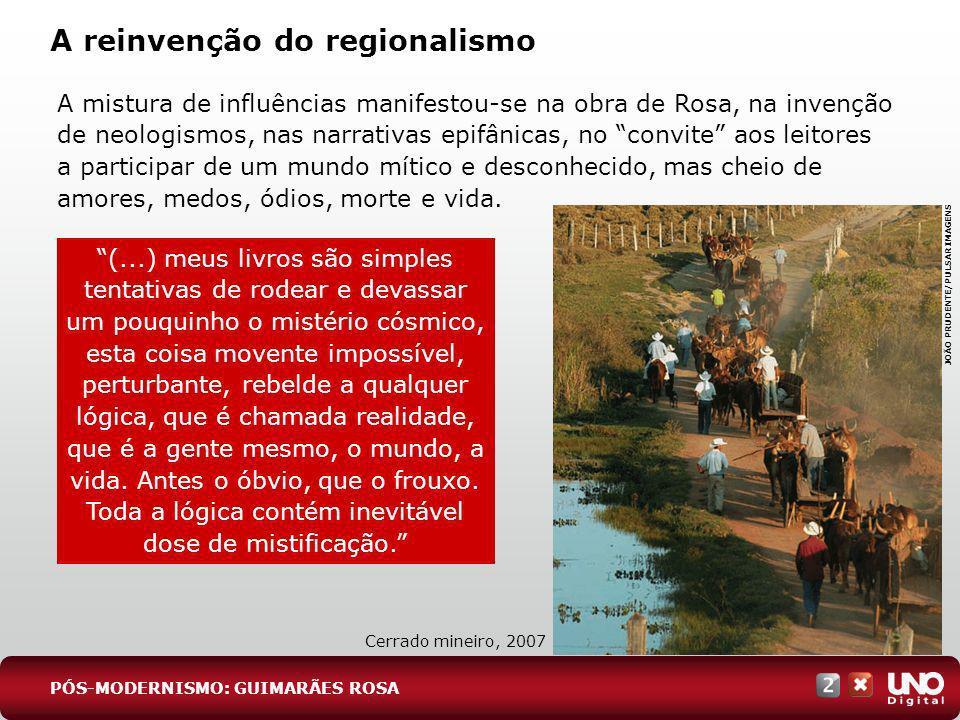 A reinvenção do regionalismo