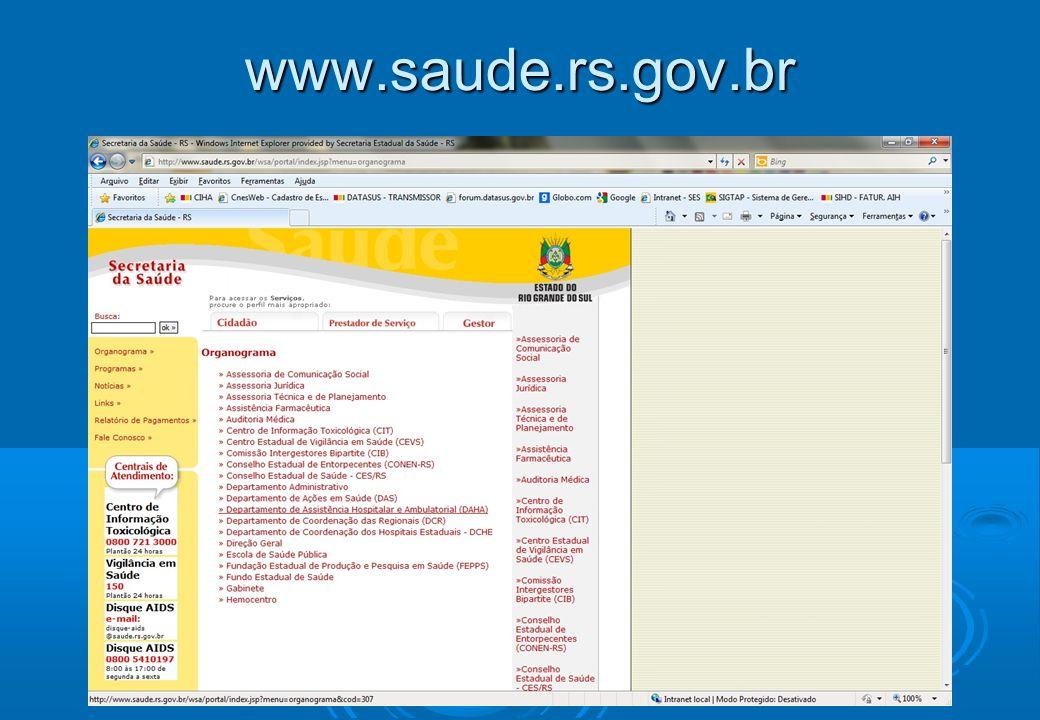 www.saude.rs.gov.br