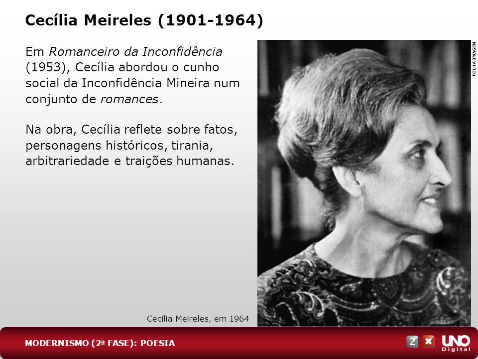 Lit-cad-2-top-6 – 3 prova Cecília Meireles (1901-1964)