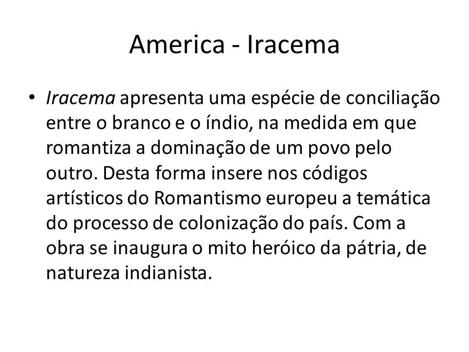 America - Iracema