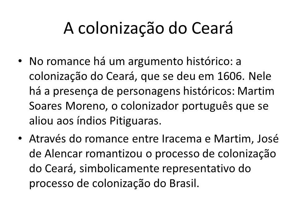 A colonização do Ceará
