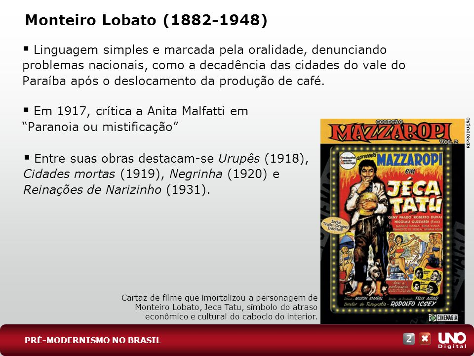 Lit-cad-2-top-2 – 3 Prova Monteiro Lobato (1882-1948)