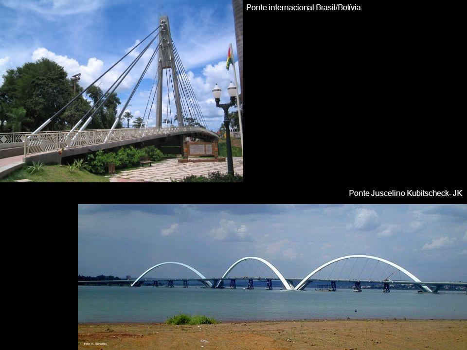 Ponte internacional Brasil/Bolívia