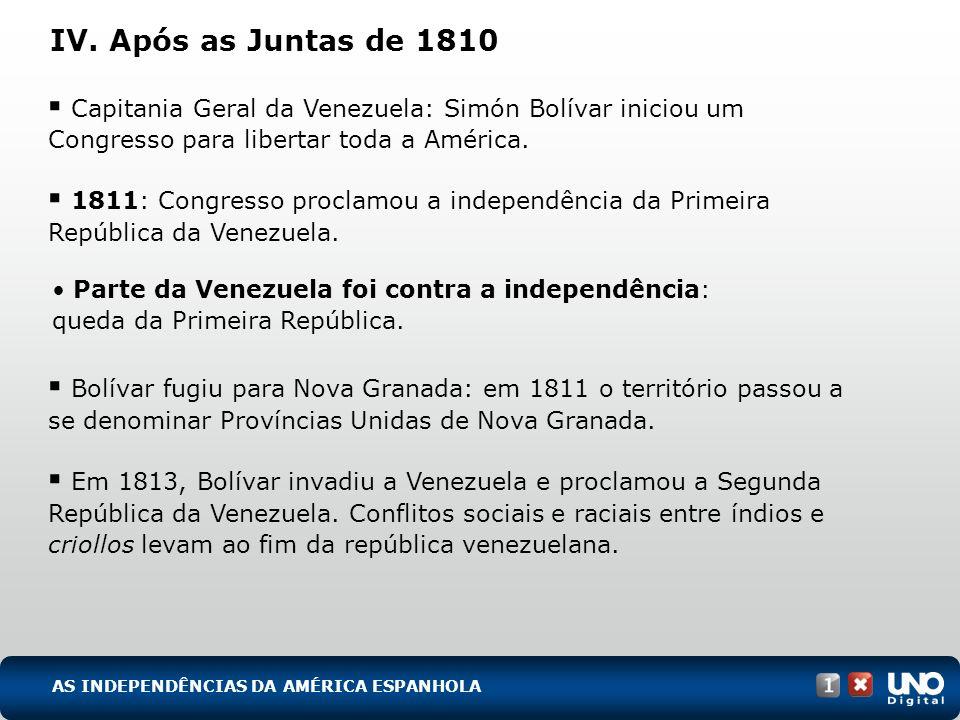 His-cad-1-top-6 – 3 Prova IV. Após as Juntas de 1810.