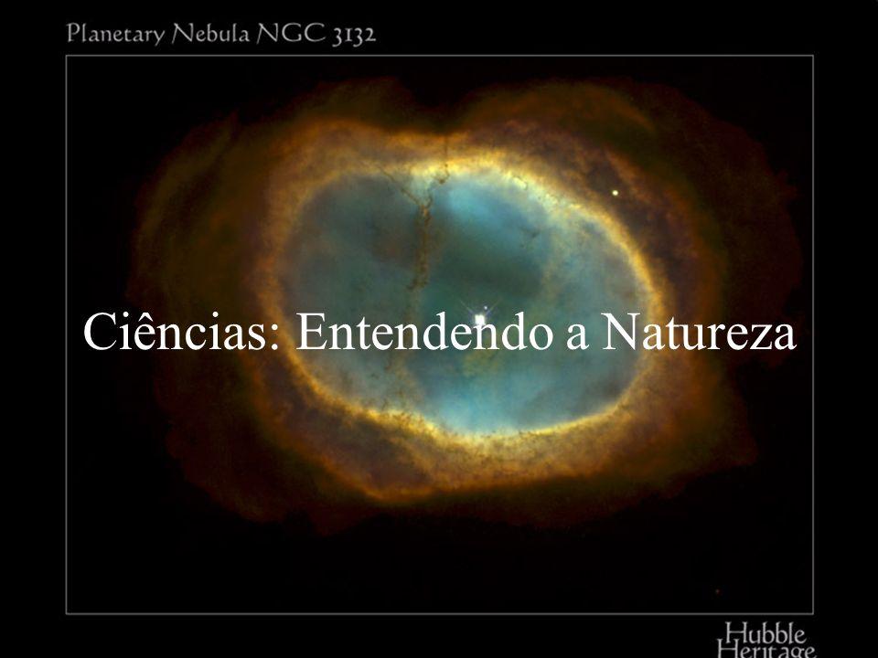 Ciências: Entendendo a Natureza