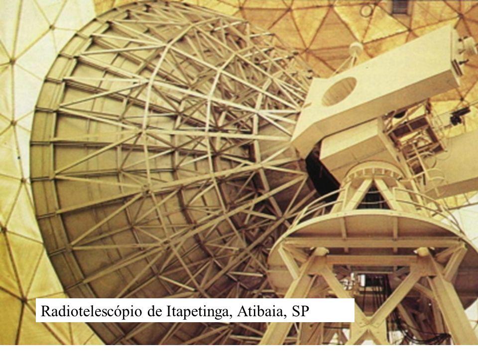 Radiotelescópio de Itapetinga, Atibaia, SP