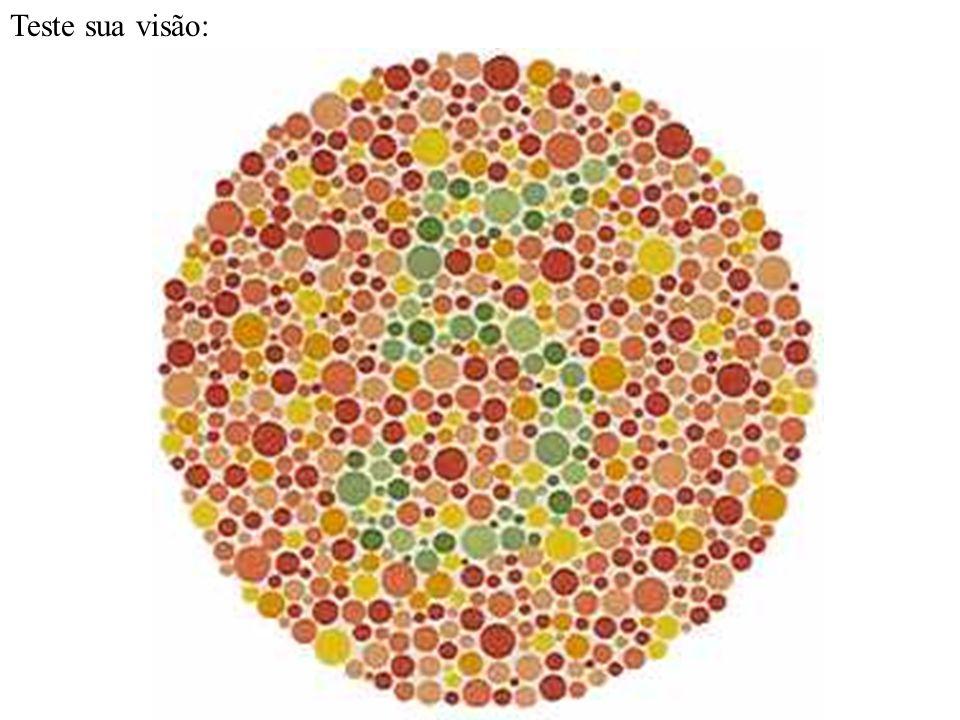 Teste sua visão: