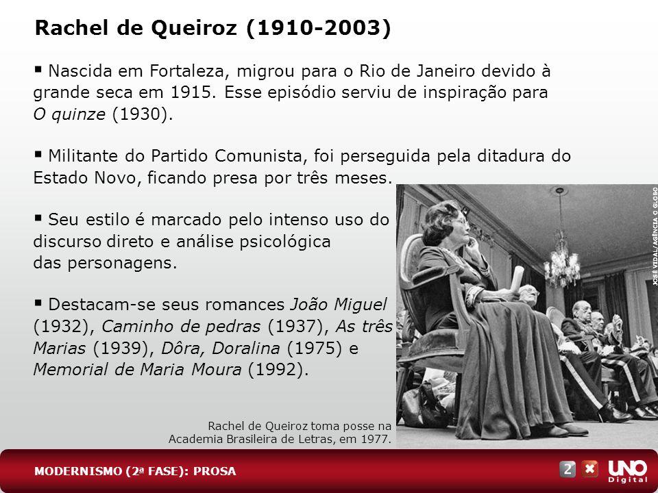 Lit-cad-2-top-4 – 3 prova Rachel de Queiroz (1910-2003)