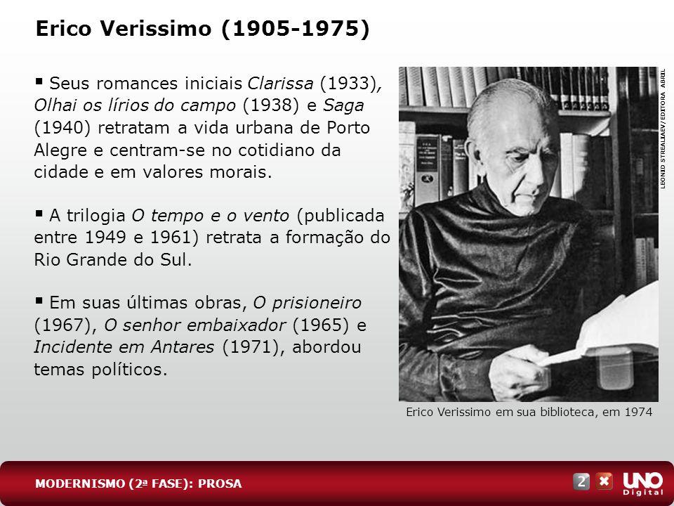 Lit-cad-2-top-4 – 3 prova Erico Verissimo (1905-1975)