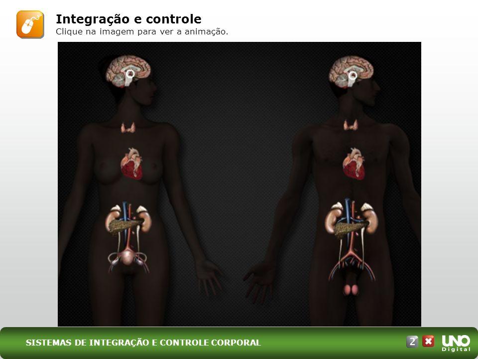 Integração e controle Clique na imagem para ver a animação.