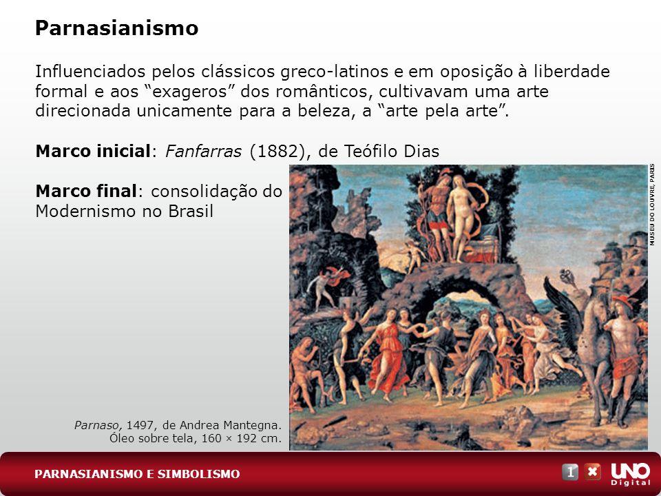 Lit-cad-1-top-7 - 3 prova Parnasianismo.