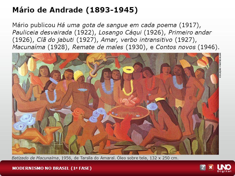 Lit-cad-2-top-3 – 3 ProvaMário de Andrade (1893-1945)