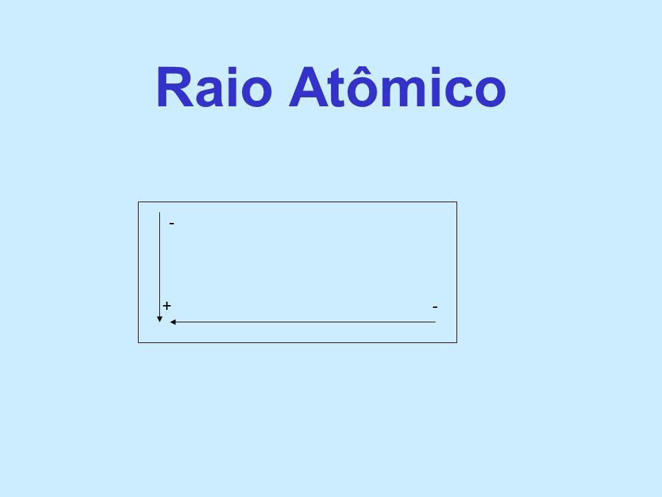 Raio Atômico - + -