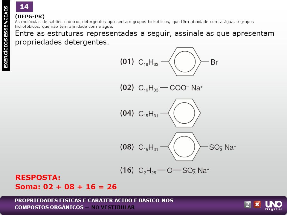 Qui-cad-2-top-6 – 3 Prova 14. (UEPG-PR)