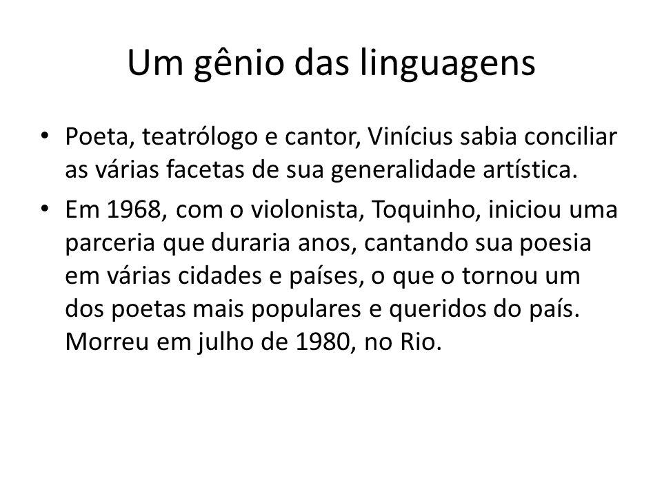 Um gênio das linguagens