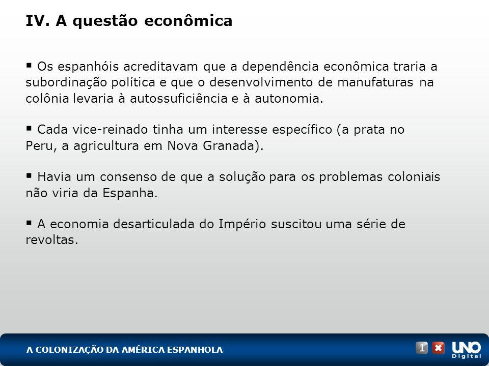 His-cad-1-top-5 – 3 Prova IV. A questão econômica.