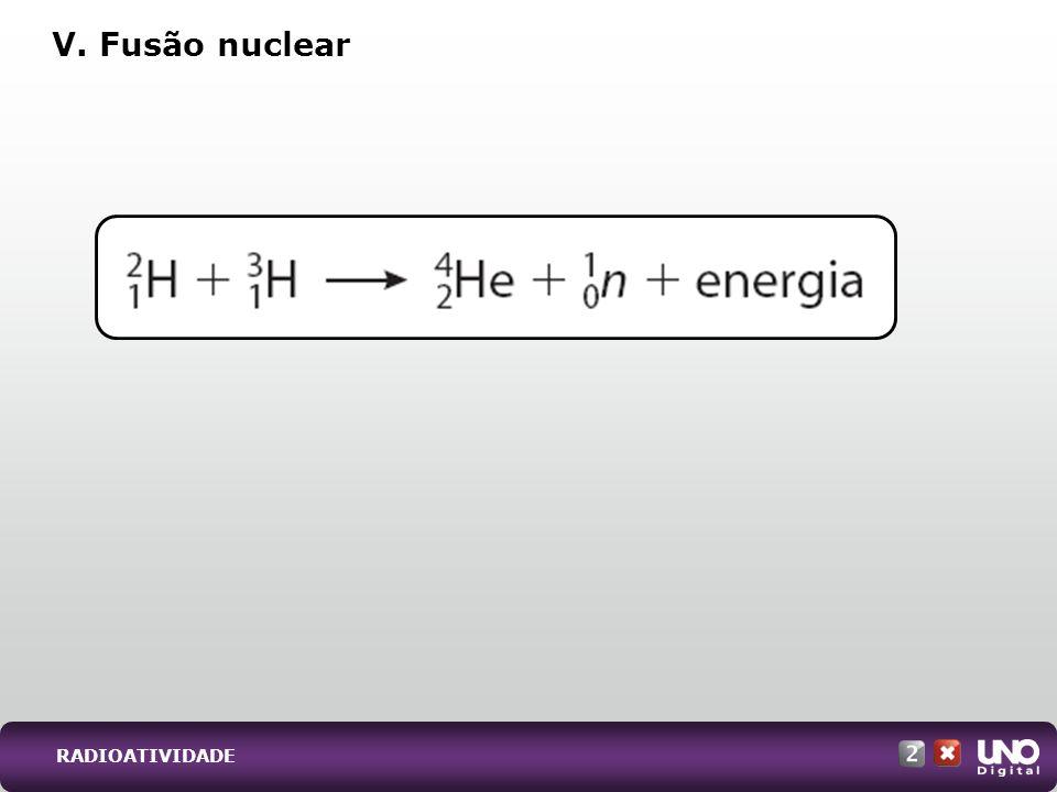 Qui-cad-2-top-3 – 3 Prova V. Fusão nuclear RADIOATIVIDADE