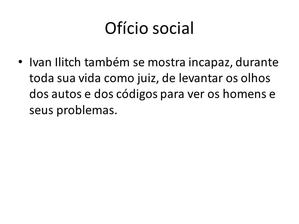 Ofício social
