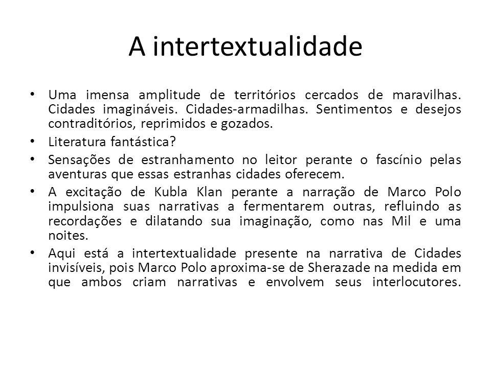 A intertextualidade