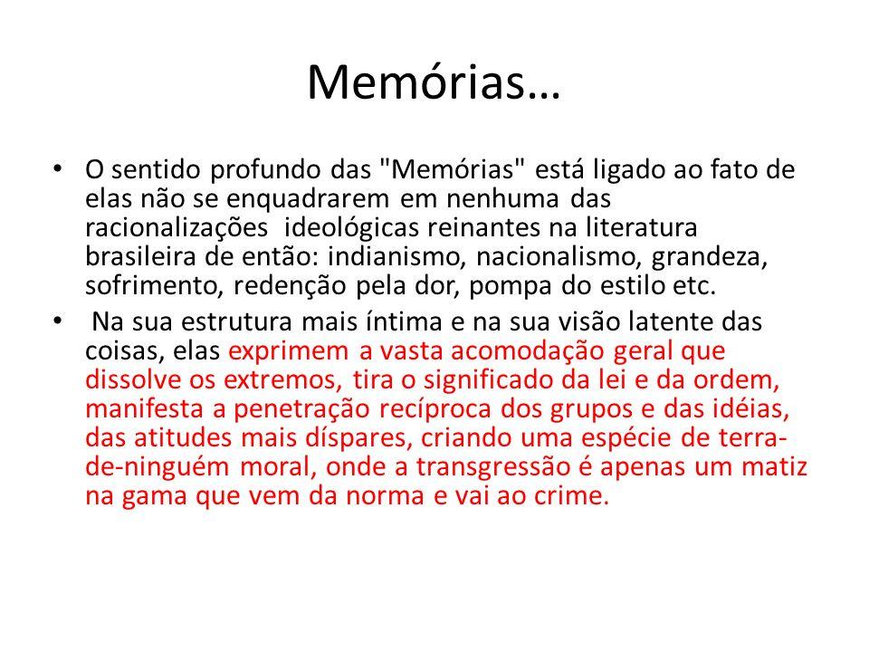 Memórias…