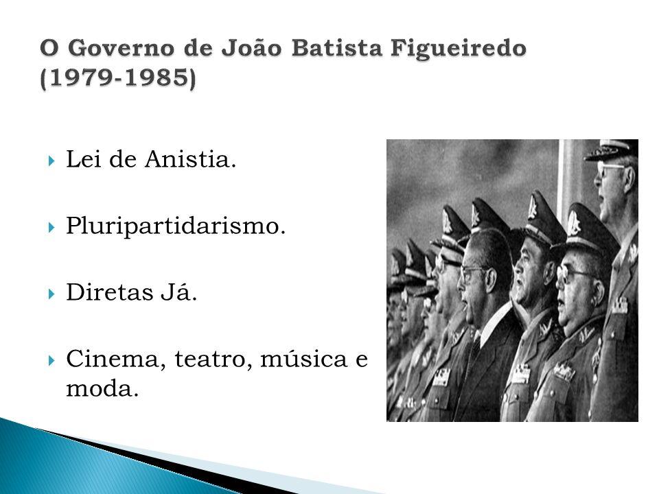 O Governo de João Batista Figueiredo (1979-1985)