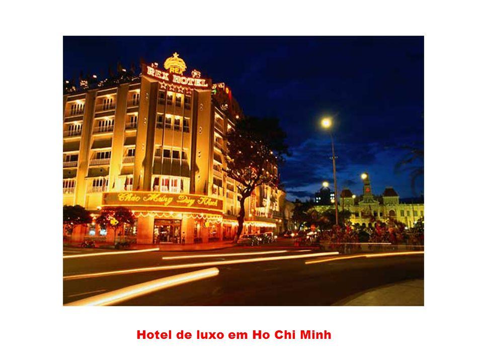 Hotel de luxo em Ho Chi Minh