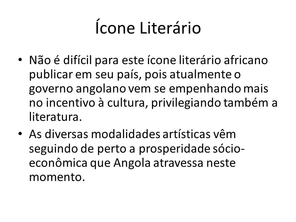 Ícone Literário