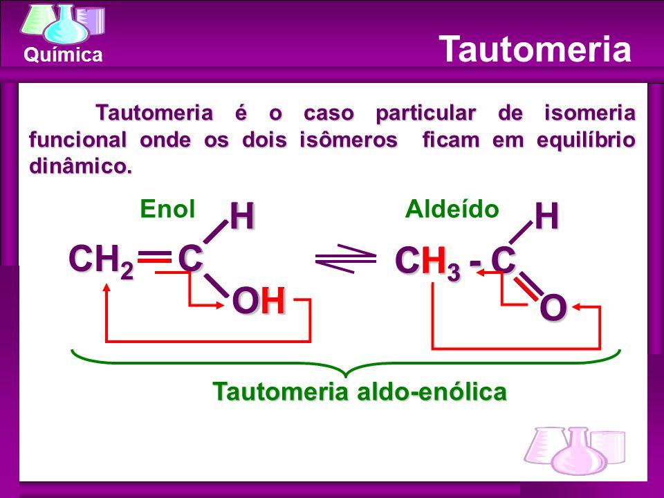 Tautomeria aldo-enólica