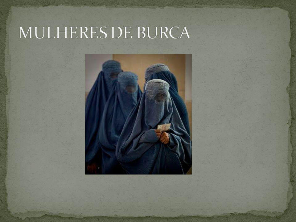MULHERES DE BURCA