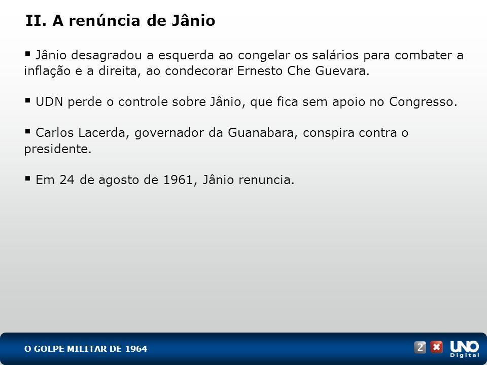 His-cad-2-top-8 – 3 ProvaII. A renúncia de Jânio.