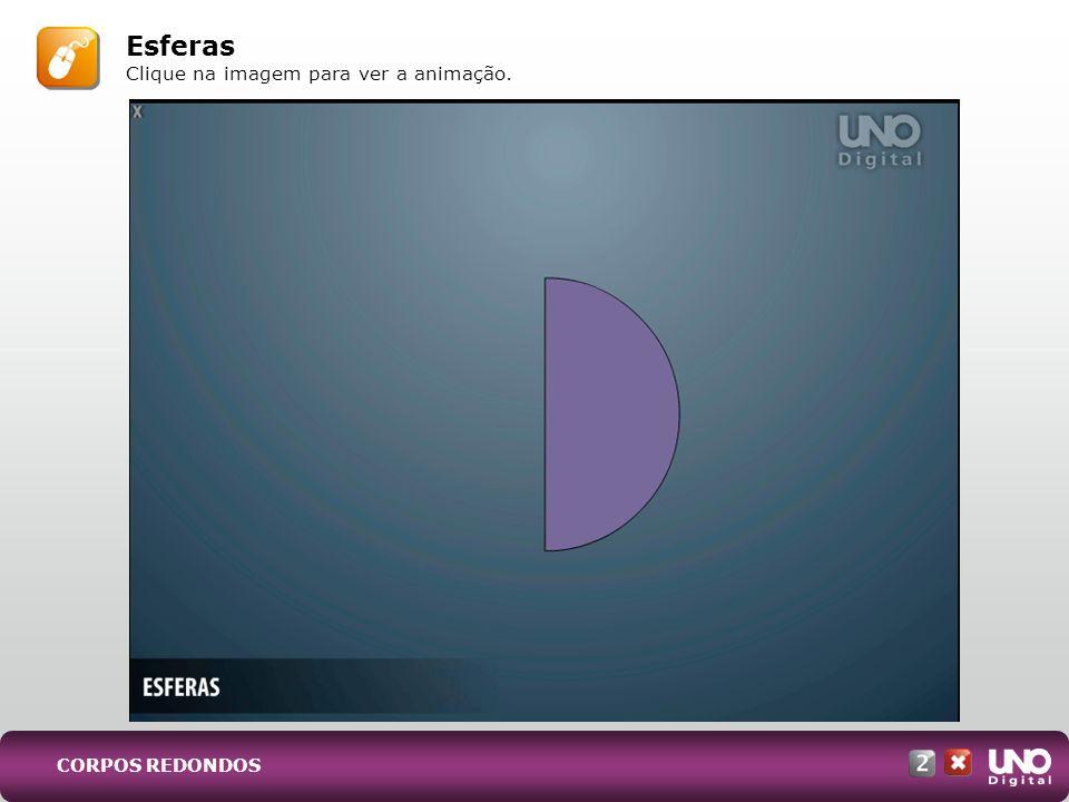 Esferas Clique na imagem para ver a animação.