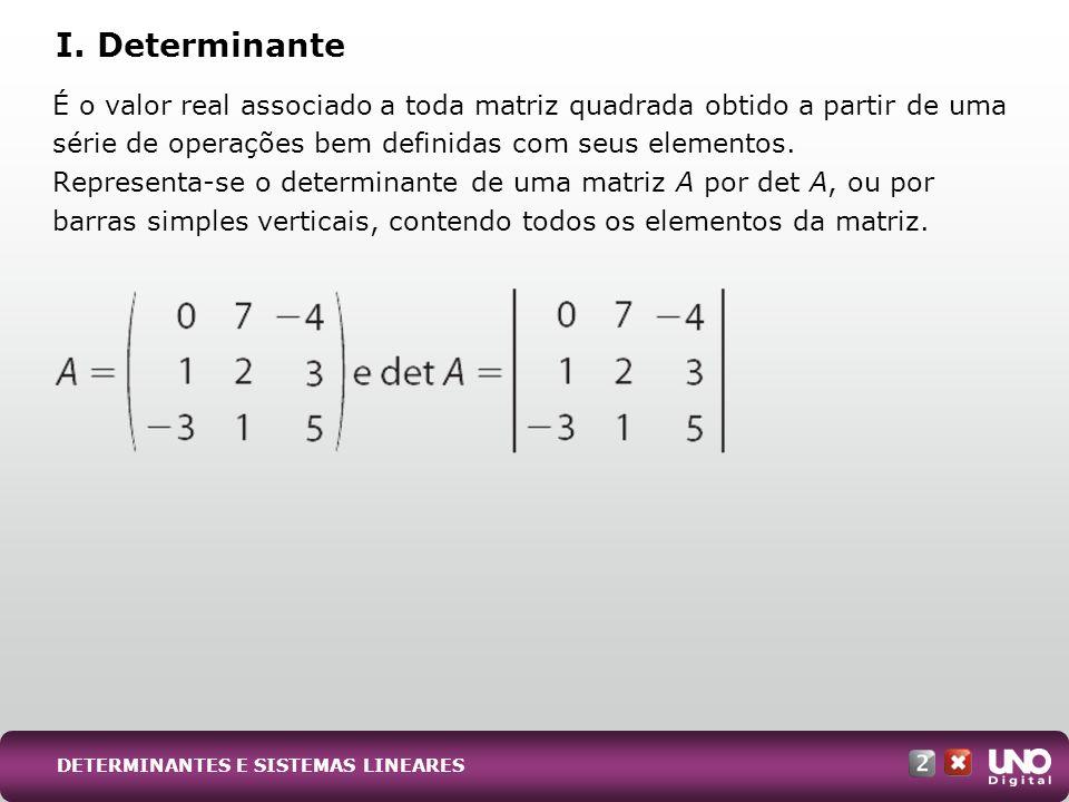 Mat-cad-2-top-1- 3 ProvaI. Determinante.