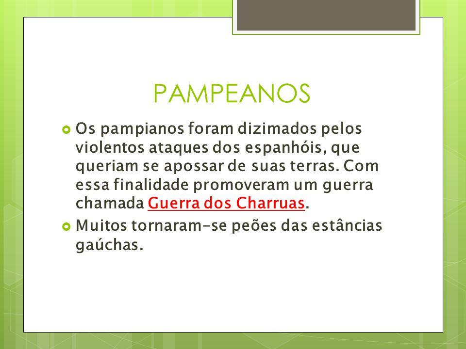 PAMPEANOS