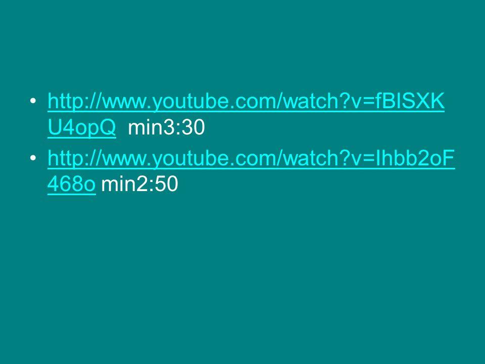 http://www.youtube.com/watch v=fBlSXKU4opQ min3:30