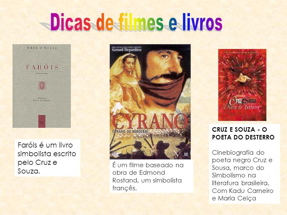 Dicas de filmes e livros
