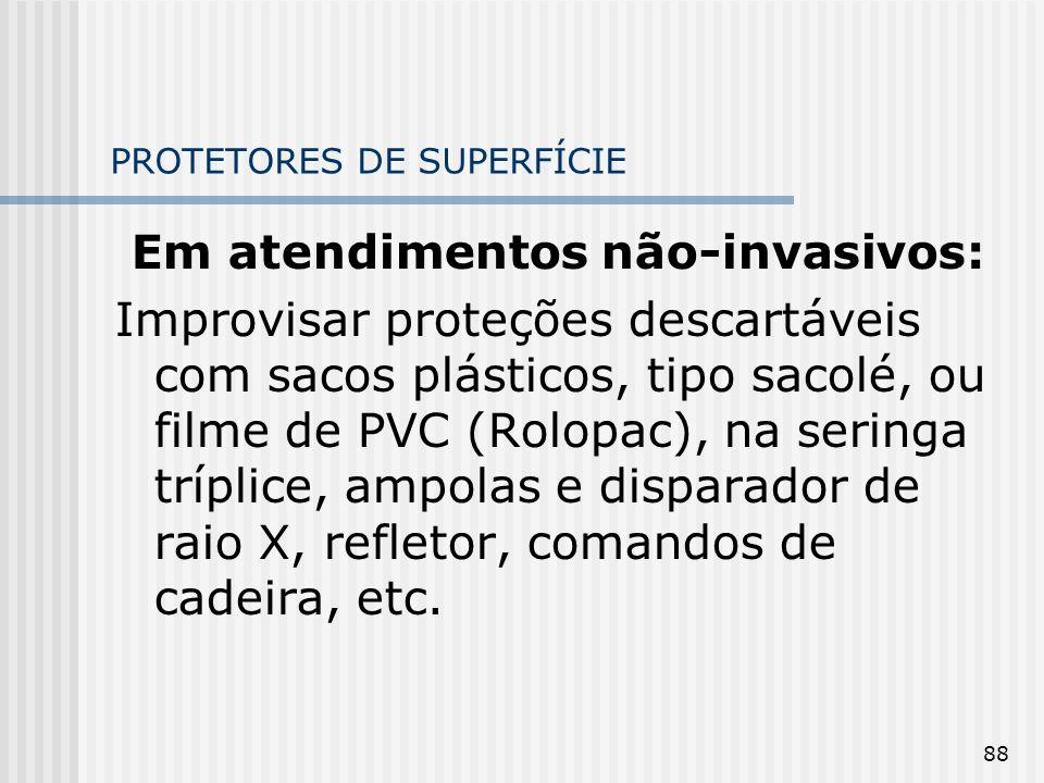 PROTETORES DE SUPERFÍCIE