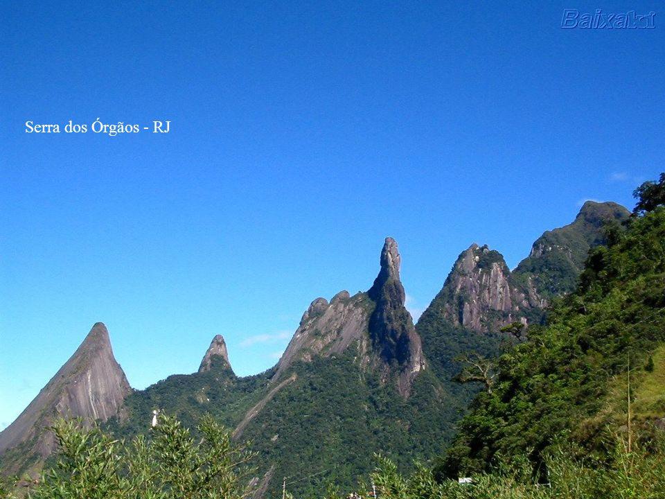 Serra dos Órgãos - RJ