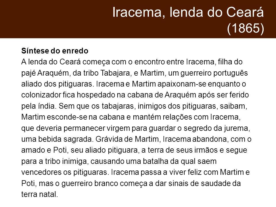 Iracema, lenda do Ceará (1865)