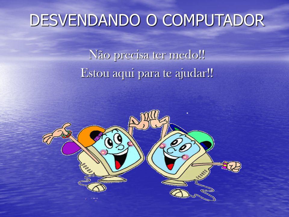 DESVENDANDO O COMPUTADOR