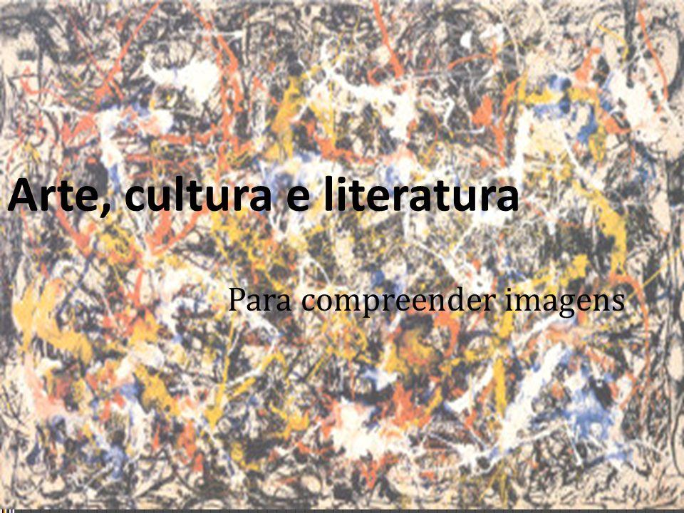Arte, cultura e literatura