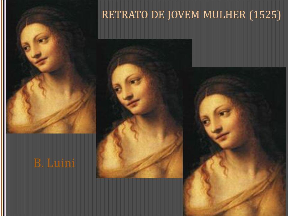 RETRATO DE JOVEM MULHER (1525)