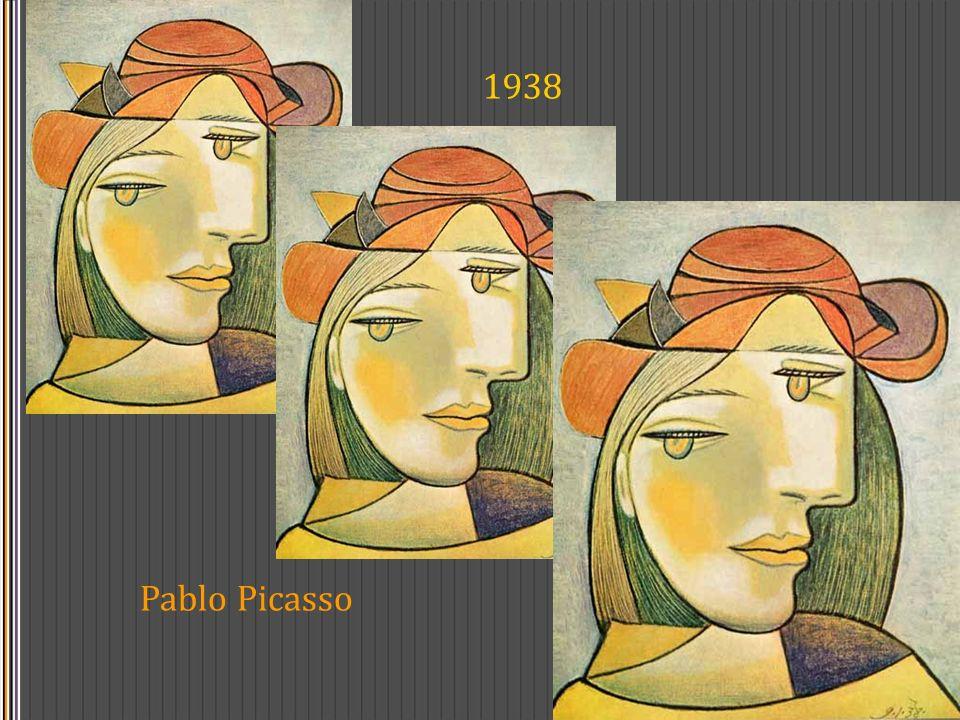 1938 Pablo Picasso